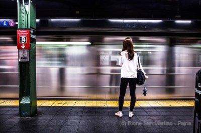 """<div align=""""left""""> Storie di San Martino - La divisione del mantello<br /> cm. 265 x 230<br /> Chiesa Inferiore di San Francesco<br /> Cappella di San Martino, Assisi </div> <div align=""""left""""> Autore: Samuele Striatto - Pajna&nbsp; <br /> </div>"""